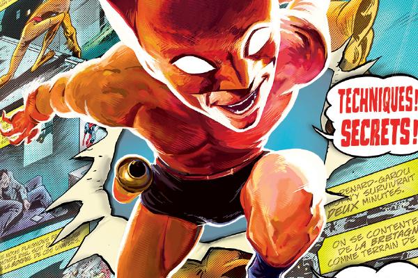 EXPO FOX BOY