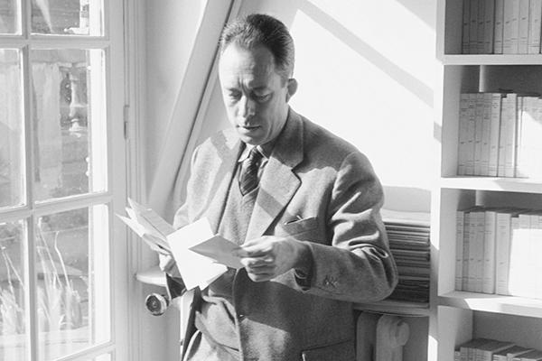 ALBERT CAMUS, ÉCRIVAIN JOURNALISTE