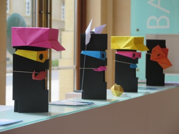 Animation Origami