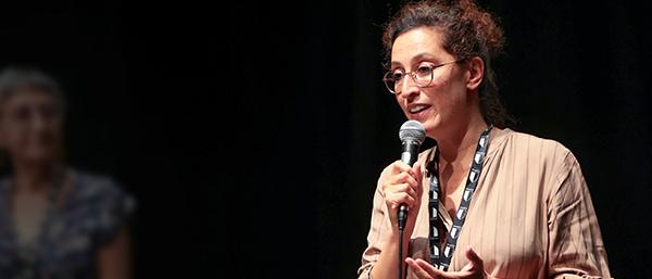 Olivia Elkaïm lauréate du Prix Le Livre à Metz
